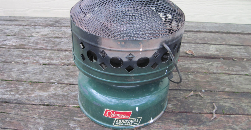 Coleman Catalytic Heater Information And Tips