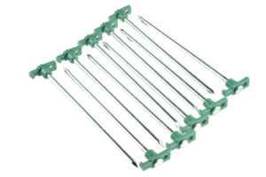 Non-Rust Tent Peg Stakes