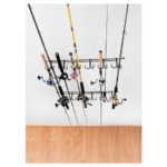 Rack'Em 12 Rod Ceiling Or Boat Bimini Top Rod Rack